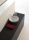 ArtCeram Fuori 1 umywalka stawiana na blacie 40 x 40 biała