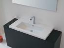 ArtCeram Gap umywalka wpuszczana w blat 106 x 51 biała