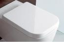 Globo Stone deska WC wolnoopadająca do miski 45cm biała