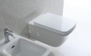 Globo Relais miska WC podwieszana biała