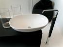 ArtCeram La Ciotola 70 x 42 umywalka stawiana na blat biała