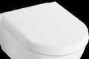 Subway 2.0 deska WC biała wolnoopadająca