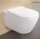 Subway 2.0 deska WC wolnoopadająca SLIM biała