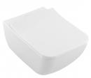 Venticello miska WC podwieszana biała z deską slim