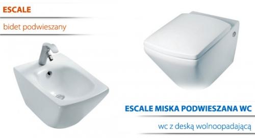 ESCALE miska / ESCALE bidet